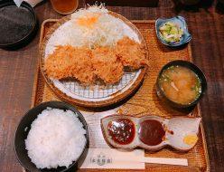 本気豚食の特選ヒレカツ定食 890円(税込)